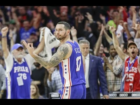 Basketball American News - Sixers Beat Pacers. J.J Redick To The Rescue