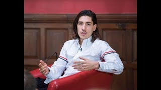 Robbie Reacts To Hector Bellerin's Oxford Union Comments On AFTV