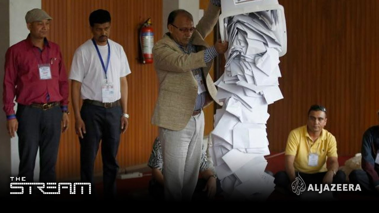 The Stream - The Stream - Nepal's local elections