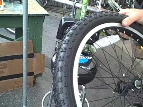 Bike Bicycle 20 x 2.125 Mountain bike mtb OFF ROAD TYRE 20 inch NEW