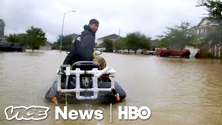 The Harvey Aftershock & Spain's Uber War  VICE News Tonight Full Episode (HBO)