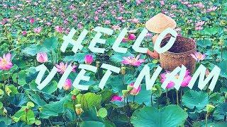 [HD] Chào Việt Nam - Thùy Chi . Hello Viet Nam