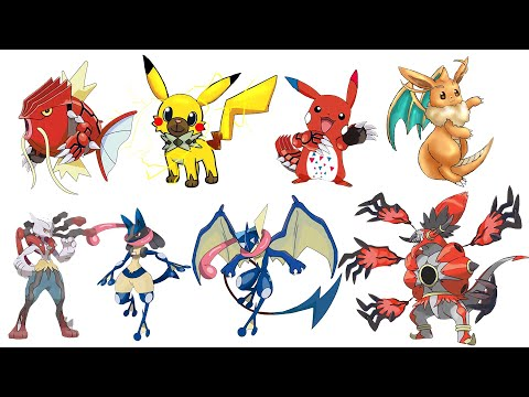 Top 500 Pokémon Fusion Evolutions You Wish Existed!