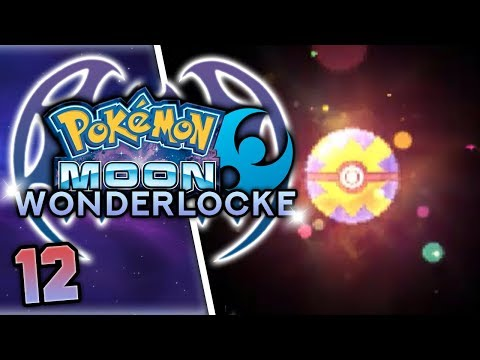 OUR WONDERTRADING LUCK IS CRAZY! Pokemon Moon Wonderlocke Part 12 w/ HDvee