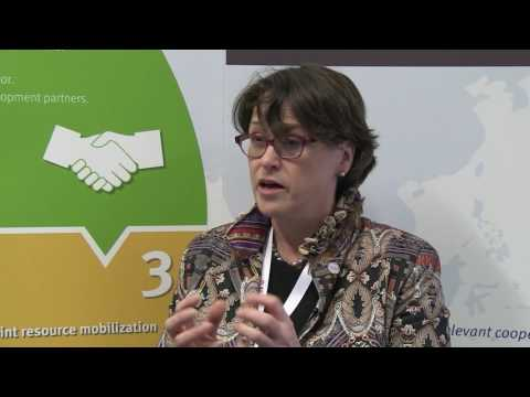 Interview with the Deputy Chief Executive of the European Investment Bank,   Marjut Santoni