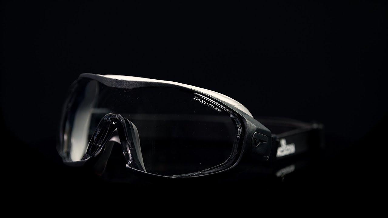 NoCry Hybrid Safety Glasses / Goggles
