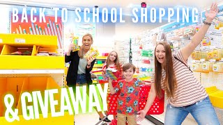BACK TO SCHOOL SHOPPING + GIVEAWAY!!!  Bryleigh Anne