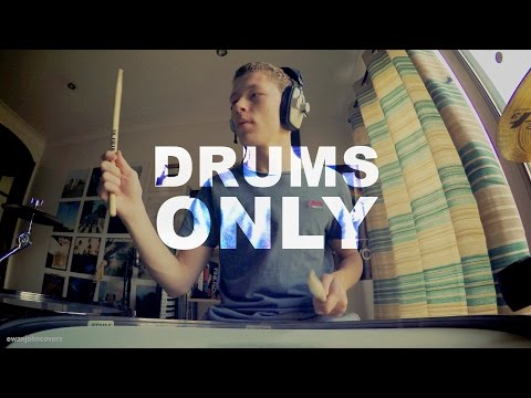 Pink Floyd - Money - Drums Only Cover (4K)