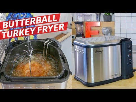 Is the Butterball Turkey Fryer a Must Have for Thanksgiving? — The Kitchen Gadget Test Show