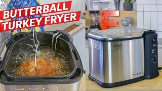 Is the Butterball Turkey Fryer a Must Have for Thanksgiving? - The Kitchen Gadget Test Show