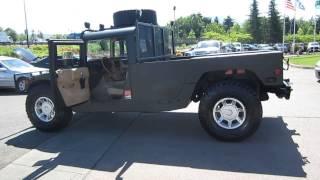 1994 Hummer H1, Black - STOCK# 19779A