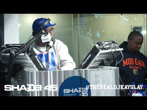 Dj Kayslay interview Young Ma on Shade45 11/29/17