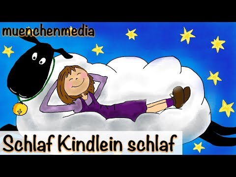 schlaflied lullaby deutsch schlaf kindlein schlaf kinderlieder zum mitsingen youtube. Black Bedroom Furniture Sets. Home Design Ideas