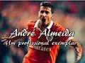 André Almeida um profissional exemplar