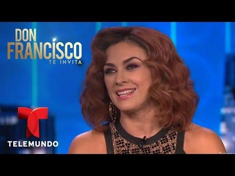Don Francisco Te Invita   Aracely Arámbula dice que está abierta al amor   Entretenimiento