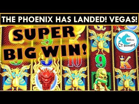 TOP SYMBOL/MULTIPLIER *SUPER BIG WIN* 5 DRAGONS GOLD Slot Machine - MORE VEGAS WINS!