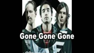 Watch Hoobastank Gone Gone Gone video