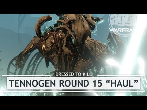 "Warframe: TennoGen ""Haul"" Round 15 + TennoCon Digital Pack [dressedtokill] thumbnail"