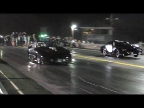 "Kye Kelley ""Shocker"" vs Birdman Racing testing at Fat Tues."