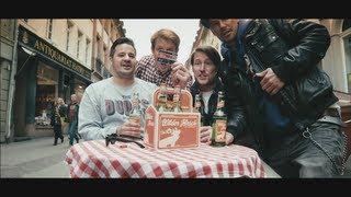 MC Rene & Carl Crinx - Mein Leben ist ein Freestyle -Torch,StieberTwins,Toni-L,K.RINGS,Boulevardbou
