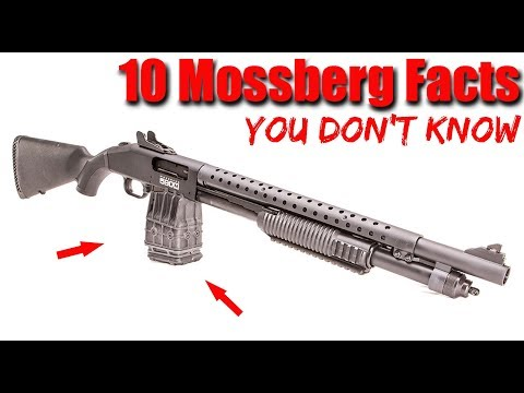 10 Things You Don't Know About The Mossberg 500 & 590 Shotgun