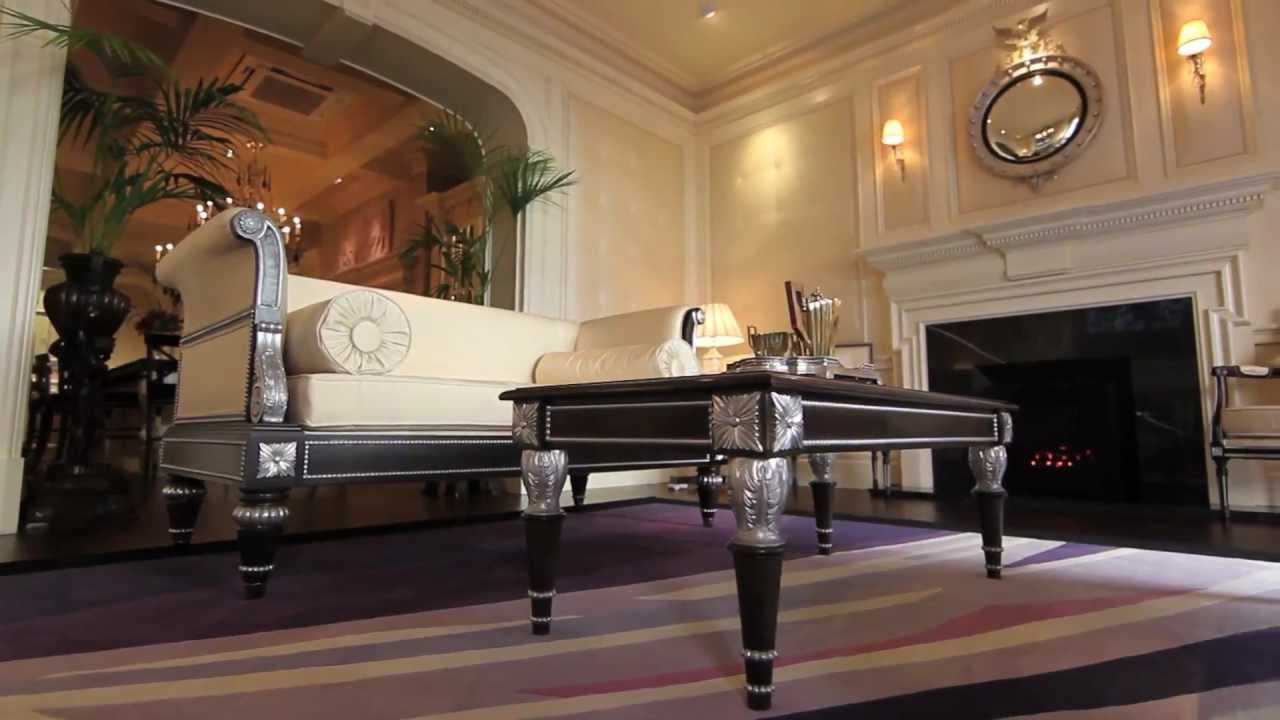 Clive Christian Furniture Craftsmanship YouTube - Clive christian bedroom furniture