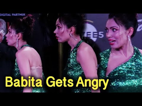 Image result for munmun dutta angry