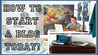How to Start a Blog in 10 Minutes or Less | Tanner Bell