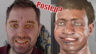 Star Citizen: FOIP - twarz i mimika w grze