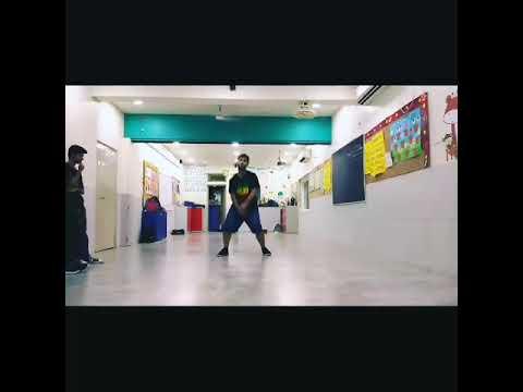 City slums ft.  Raja Kumari hip-hop dance...