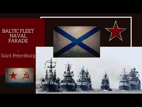 [FULL] Military Naval Parade -  Russia Saint Petersburg