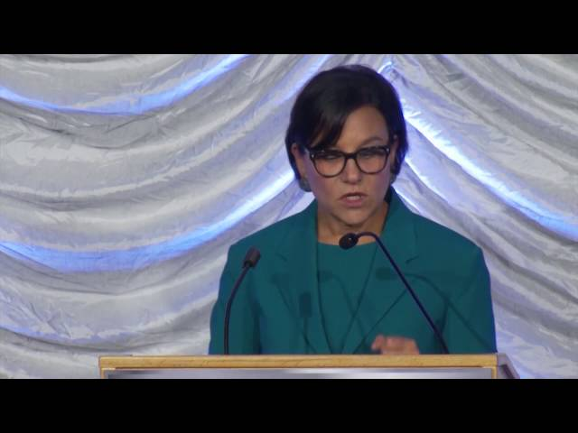 WITA/WITF 2016 Annual Awards Dinner Global Leadership Award: Secretary Penny Pritzker