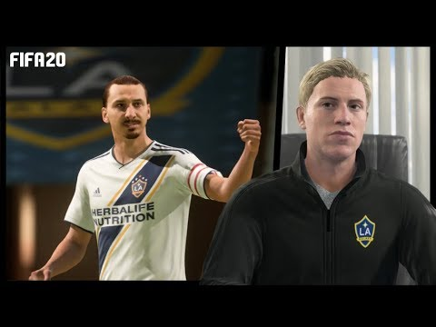 BECOMING THE GOAT!! FIFA 20 CAREER MODE - #1 THE JOURNEY!