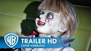 ANNABELLE 3 – Trailer #4 Deutsch HD German (2019)