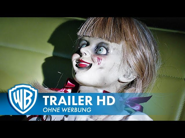 ANNABELLE 3 – Trailer #4 Deutsch HD German (2019)