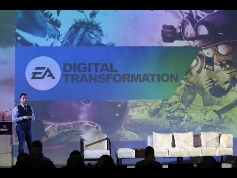 EA's Digital Transformation: From Physical Boxes to Games as a Service