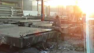 Производство стеновых и кровельных Ж.Б. панелей(, 2011-03-15T11:37:49.000Z)