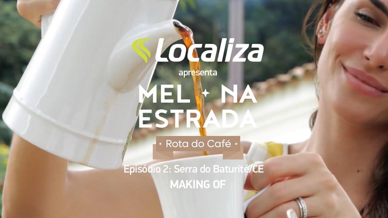 Websérie Localiza Mel na Estrada – Making of EP. 09 | Com Mel Fronckowiak