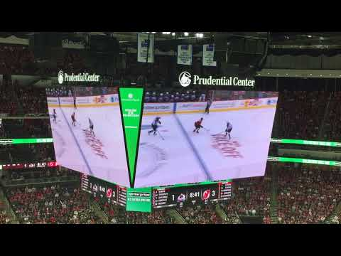 Prudential Center Scoreboard 2017