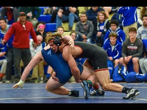 Wrestling: 2016 G.P. West/Bruin Invitational