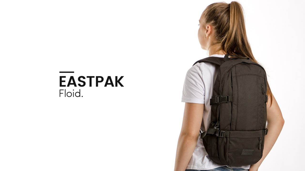 1a31a69d70 Eastpak Floid Backpack - Bagageonline - YouTube