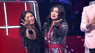 Top 10 Best Blind Audition THE VOICE INDONESIA 2018 Versi Music Update