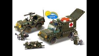 Домашние сражения игрушек ↑ Военные солдатики, вездеход, машинки, спасатели ↑ Обзор игрушек