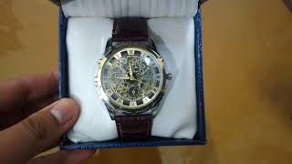 Rolex Skeleton watch | Available in daraz.pk, Ali baba, Ali express in Rs500