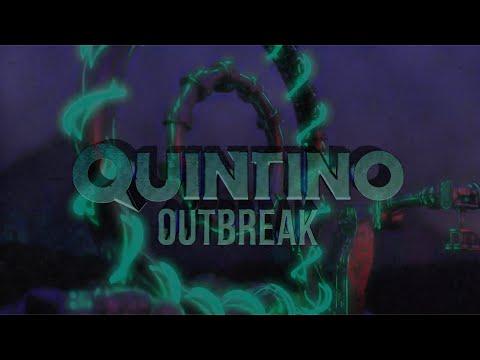 Смотреть клип Quintino - Outbreak