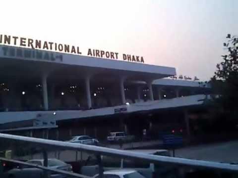 Hazrat shah jalal international airport, Bangladesh.