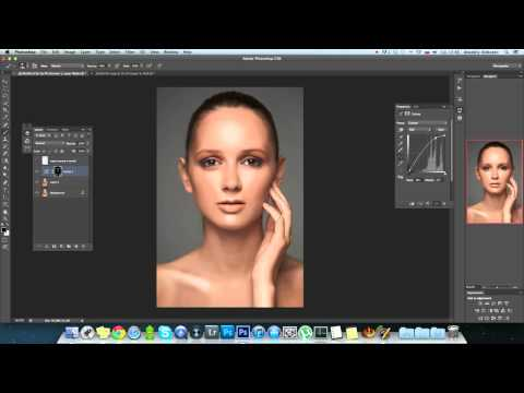 Уроки фотошопа: Изменение светотеневого рисунка