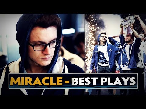 Miracle- TI7 Champion - Best Moments of the International 7 - Dota 2