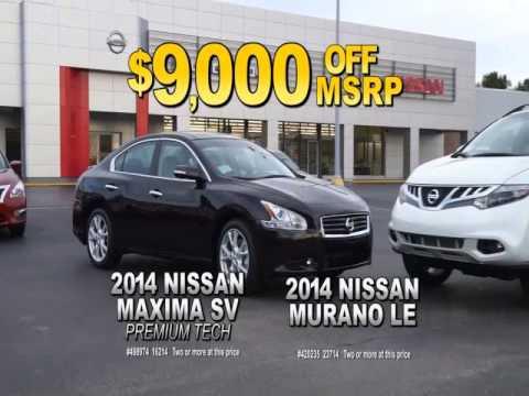 Nissan Of Murfreesboro >> Nissan Of Murfreesboro Youtube