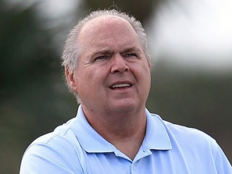 Slavery Isn't White People's Fault, Says Limbaugh